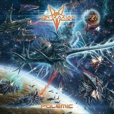 Polemic - Contrarian (2015, CD NEUF)