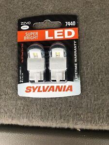 Sylvania 3057R ZEVO SUPER BRIGHT LED Lamps Bulbs