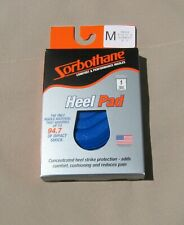 Heel pads Sorbothane Sorbo cushion comfort insert size M Medium NEW in package
