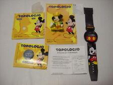 OROLOGIO DISNEY TOPOLINO , gadget dono Topolino libretto ! Dono x abbonati !Rare