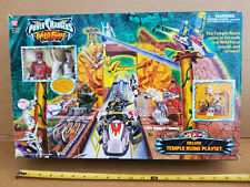 Power Rangers Wild Force Deluxe Temple Ruins Playset Action Figure NEW SEALED