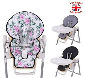 REPLACEMENT High Chair Seat Feeding COVER Cushion LINER INSERT