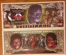 Thriller 13 Dollar Bill  ( Michael Jackson )