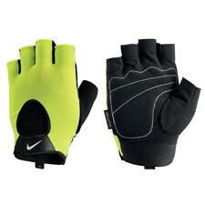 ✔ NIKE FUNDAMENTAL Herren Trainingshandschuhe Fitnesshandschuhe Handschuhe Gelb