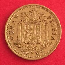 Juan Carlos 1º. 1 Peseta 1975*