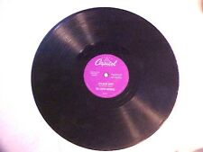 Louvin Brothers CAPITOL 78 RPM Hoping That You Are Hoping & Childish Love Vinyl