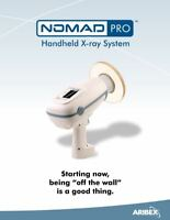NOMAD Pro2 Handheld Portable Dental X-Ray Aribex free shipping worldwide