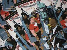 MODERN MASTERS VOLUME 21 CHRIS SPROUSE ARTBOOK MARVEL DC COMICS V.O. RARE