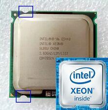 Intel Xeon E5440 2.83 GHz Quad-Core same as Quad Q9550 Lga 775 CPU 1333 MHz FSB