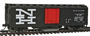 WALTHERS TRAINLINE HO SCALE 40'TRACK CLEANING CAR NH | BN | 931-1755