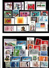 Briefmarken mit Echtheitsgarantie aus der BRD (ab 2000) Sammlungen