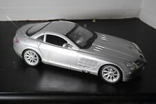 Silver Mercedes Benz Remote Control Car Without The Remote
