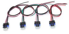 GM Ignition Coil Connector Wiring Pigtail Set of 4 LS2 LS7 D581 D585