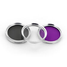 LENS FILTER KIT FOR SONY CAMCORDER HDR-SR10 HDR-SR-10