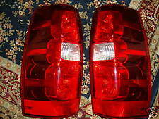 CHEVY AVALANCHE   2013  TAIL LIGHT RIGHT AND LEFT It's Original Parts From GM
