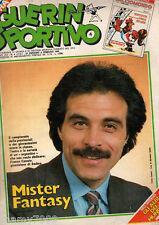 GUERIN SPORTIVO=N°4 1982=CALCIOMONDO=POSTER KROL