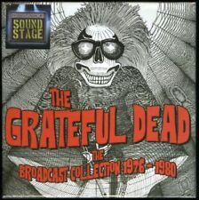 The Grateful Dead The Broadcast Collection 1976-1980 12 CD box set new