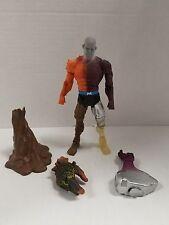 METAMORPHO ELEMANT MAN BAF FIGURE DC UNIVERSE CLASSICS 1 DOOM PATROL COMPLETE !