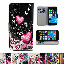 """PU Leather Skin Flip Wallet Case Cover Phone Accessories For iPhone 6 6S 4.7"""""""