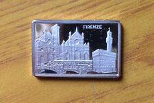 INGOT SILVER 925 50 gr INTERCOINS FIRENZE numismatica SUBALPINA