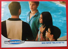 THUNDERBIRDS (The 2004 Movie) - Card#36 - Severe Talking To - Cards Inc 2004