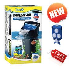 In Fish Tank Filter BioScrubber Aquarium 40 Gallon Internal Power Filtration