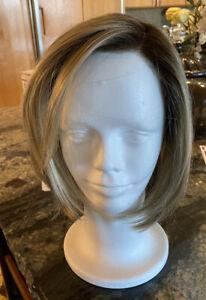 100% hand tied jon renau Kristi wig Very Lightly Worn In Melted Marshmallow