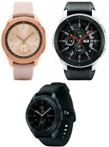 Samsung Galaxy Watch R815U 42mm R805U 46mm Bluetooth + LTE Black Gold Silver