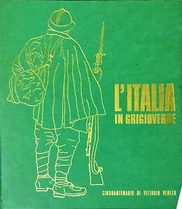 L'ITALIA IN GRIGIOVERDE - 1975