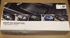 BMW Snap in adapter Basic, 84.21-2 351 307-01 for iphone 5, very good condition.
