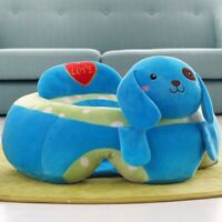 Baby Seats Sofa Support Seat Baby Plush Chair Sit Soft Plush Toys Car Seat