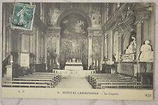 "CPA "" HOPITAL LARIBOISIERE - La Chapelle"