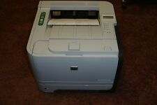 HP LaserJet P2055DN Workgroup Laser USB Printer w/Toner w/Duplexer Low Pages