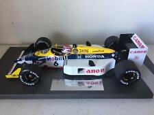Limited Edition Williams Diecast Racing Cars