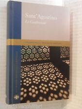 LE CONFESSIONI Sant Agostino Famiglia Cristiana La grande biblioteca 2005 libro