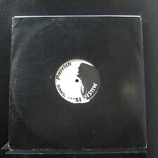 "Theo Parrish - Smile 12"" VG+ MU 002 UK 1997 Deep House Vinyl Record"