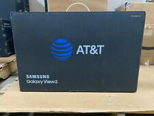 Samsung Galaxy View2 (2019) 64GB, Wi-Fi + Cellular (AT&T Unlocked) 17.3in - Gray
