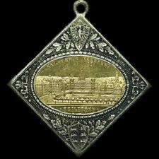 HEILBRONN / WÜRTTEMBERG: Medaille 1886. STADTANSICHT - SCHWÄBISCHES SÄNGERFEST.