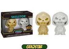 Skeletor De Oro Y Plata-Amos del Universo Hikari XS Vinilo Figura 2-Pack