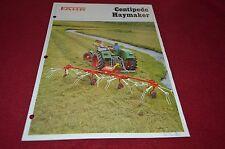 Deutz Fahr Centipede Haymaker Dealer's Brochure Dcpa2 ver2