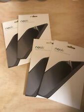 "2 PACK FREE NOOK HD ANTI GLARE SCREEN PROTECTOR KIT 7"" 2 FILM KIT BARNES & NOBLE"