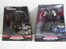 "Transformers Fallen & Megatron Die Cast Titanium 5.5"" Figure - Hasbro 2006 FS"