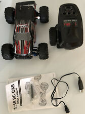 1:18 Deerc RC Car High Speed Remote Control Car 4WD Off Road Monster Truck 25MPH