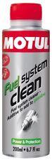 1x 200ml Motul Fuel System Clean Kraftstoffsystemreiniger Reiniger Motorrad Quad