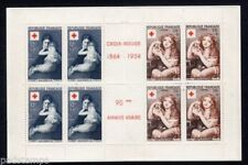 Superb Red Cross European Stamps