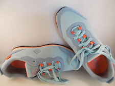 Columbia Pipestone Sky Blue/Dark Mirage Walking Shoes Women's Size 8 New In Box