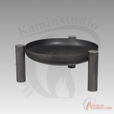 Feuerschale farmcook PAN 38 Rohstahl Ø 60 cm ohne Deckel Feuerkorb Klöppelboden