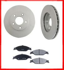 1990-1994 Acura Integra Rear Brake Rotors Pad