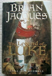 The Legend of Luke (Redwall #12) by Brian Jacques (HC) Philomel