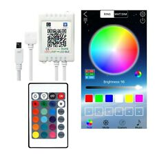 24 Key Bluetooth Music RGB LED Smart  Remote Controller Android/IOS Mobile Phone
